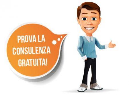 AREA CONSULENZA ONLINE GRATUITA